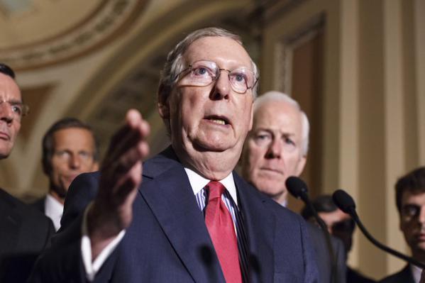 49 Senators Vote On Climate Change
